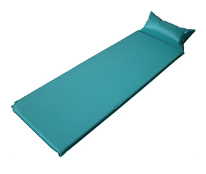 Self Inflating Mat with Pillow